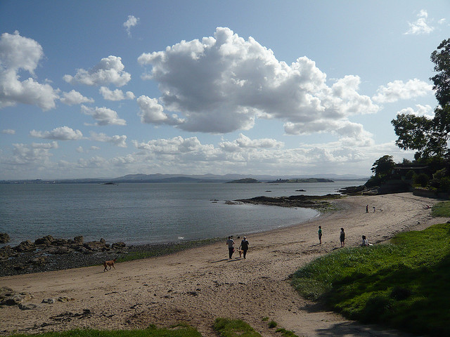 Aberdour Silver Sand- Via Flickr
