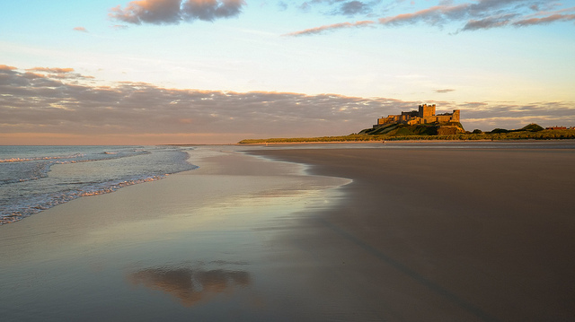 Bamburgh Castle- Via Flickr