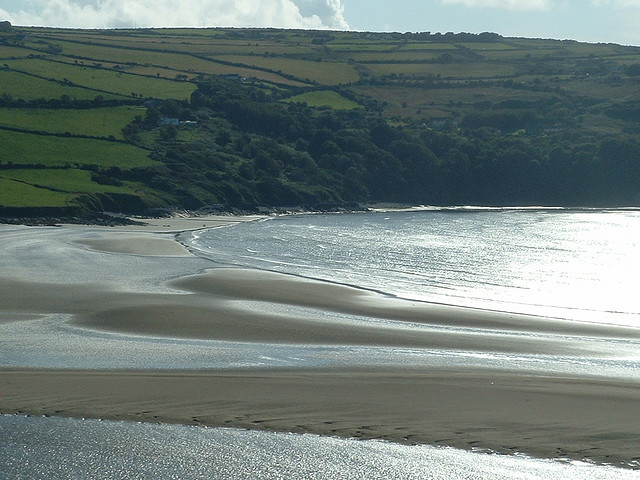 Poppit Sands- Via Flickr