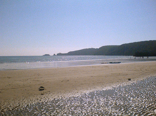 Saundersfoot- Via Flickr