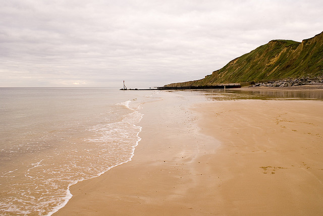 Sheringham Beach- Via Flickr