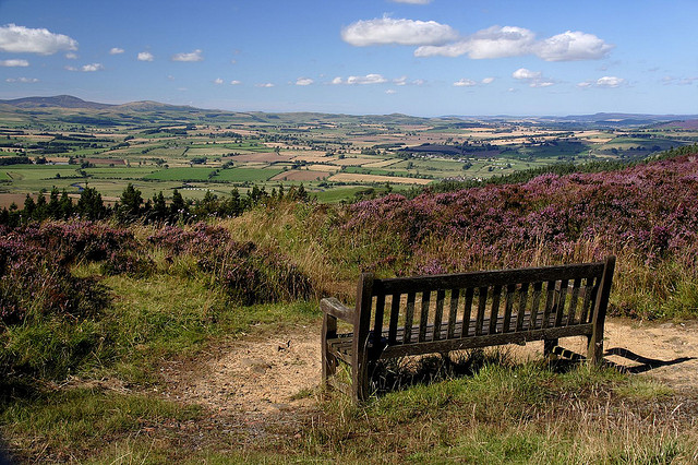 Simonside Hills- Via Flickr