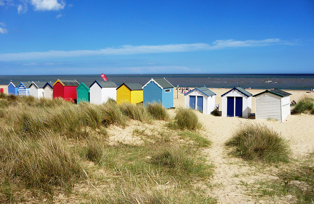 Southwold Beach- Via Flickr