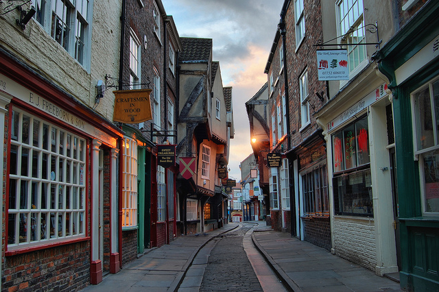 The Shambles- Via Flickr