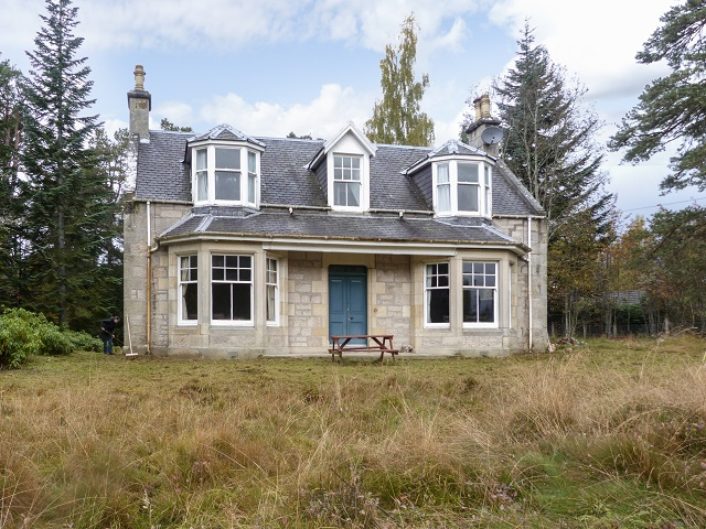 Coille Ghlas | Grantown-on-Spey, Cairngorms | Ref: 17242