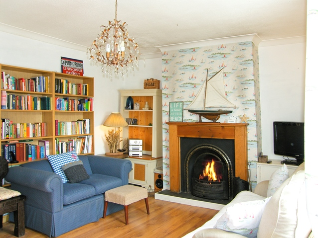 Holiday cottage in Amble-on-the-Sea