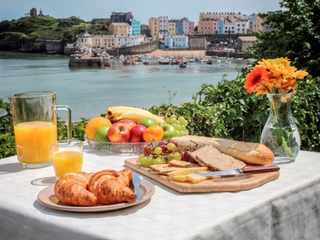 Holiday cottage in Tenby