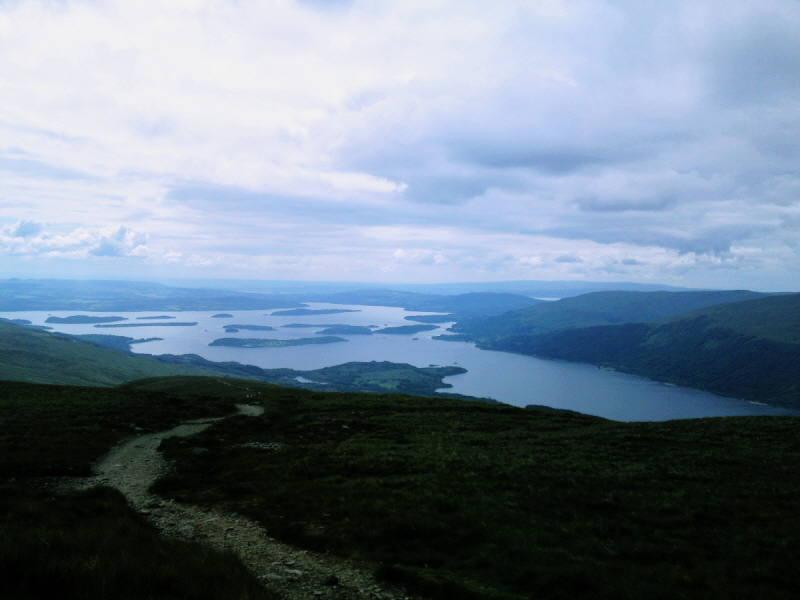 Image of Ben Lomond Done Gallivanting