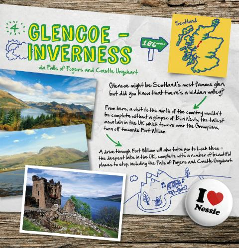 glencoe - inverness