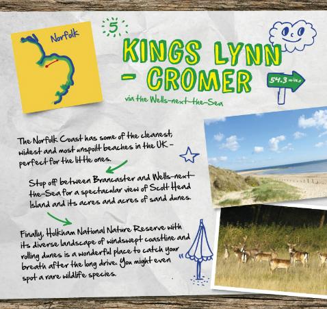 kings lynn - cromer
