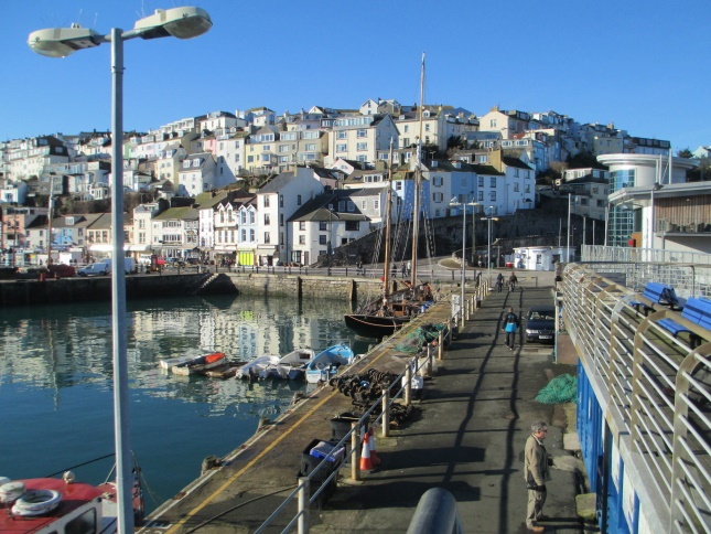 Brixham, English Riviera