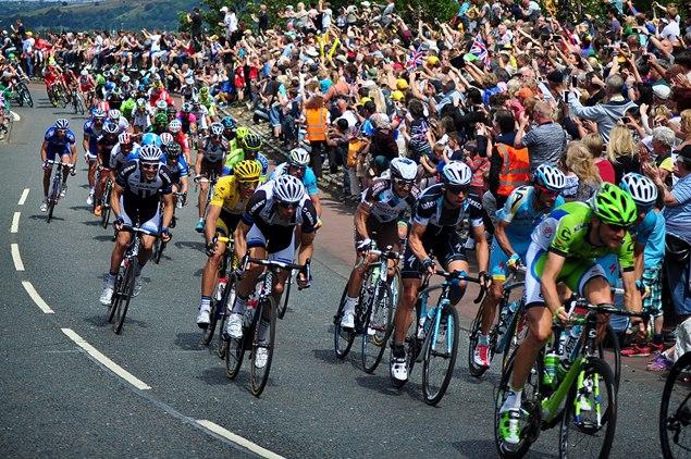 Le Tour de France Grand Depart