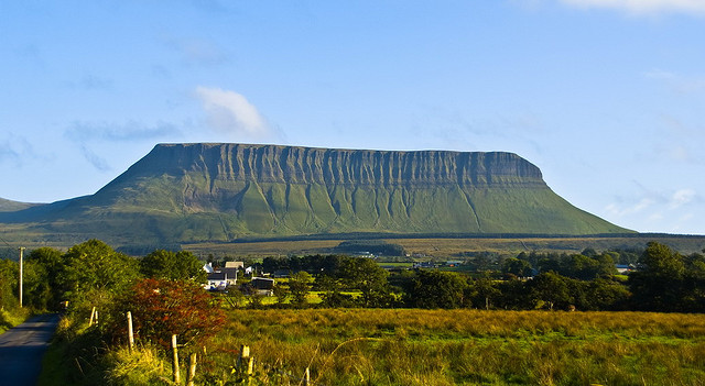 Benbulbin- Via Flickr