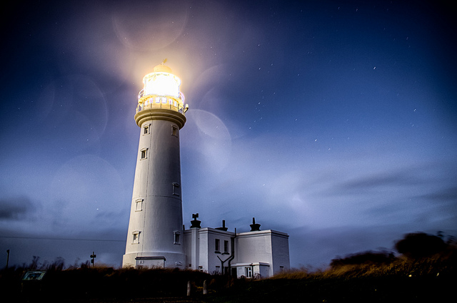 Flamborough Lighthouse – Via Flickr