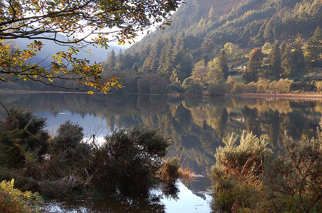 Glendalough- Via Flickr