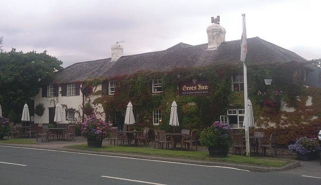 Groes Inn – Via Flickr