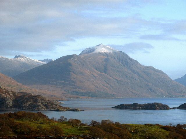 Loch Shieldaig – Via Google Images – Labelled for reuse