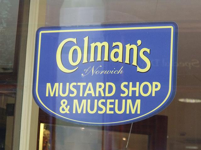 colmans mustard museum