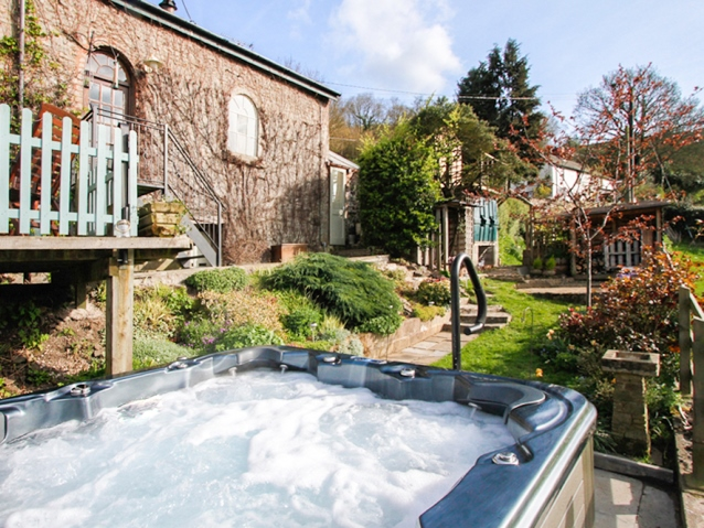 Romantic holiday cottage in Shropshire
