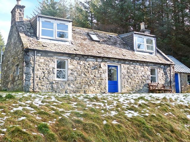 Myrtle Cottage | Tomintoul, Scotland | Ref. 21704