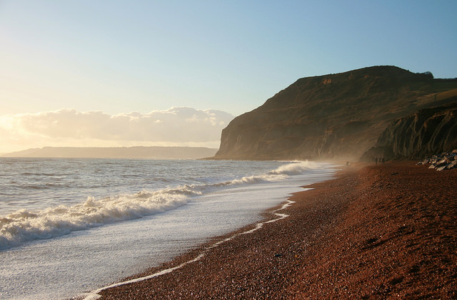 Jurassic Coast, Dorset - Via Flickr