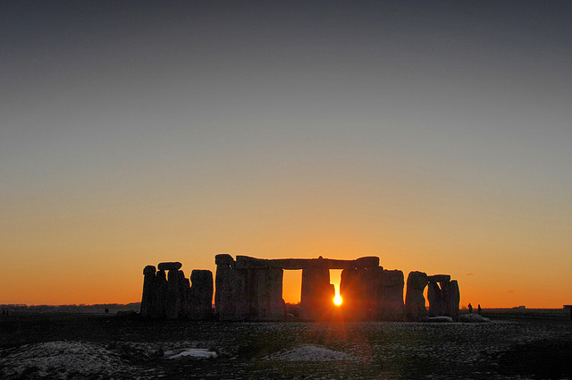 Stonehenge, Wiltshire - Via Flickr