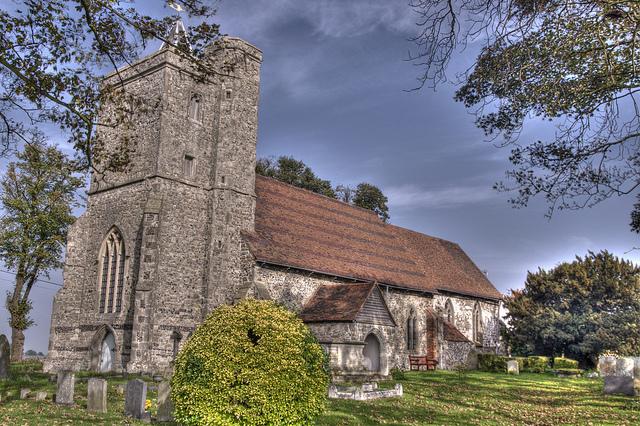 St James' Church | Brian Fuller | CC 2.0