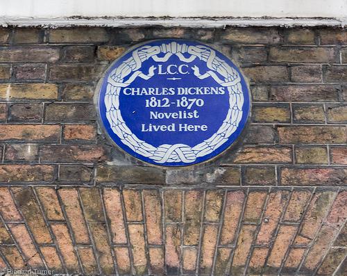 Charles Dickens | Richard Turner | CC 2.0
