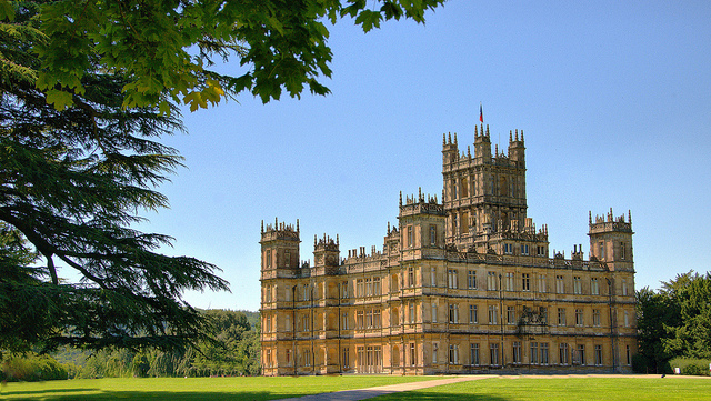 Downton Abbey | by Zen Whisk | CC BY