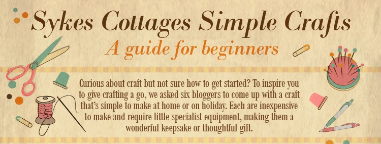 Sykes Cottages Simple Crafts