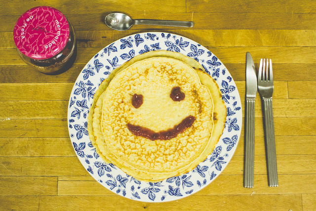 Ten Pancakes Day Facts Shrove Tuesday