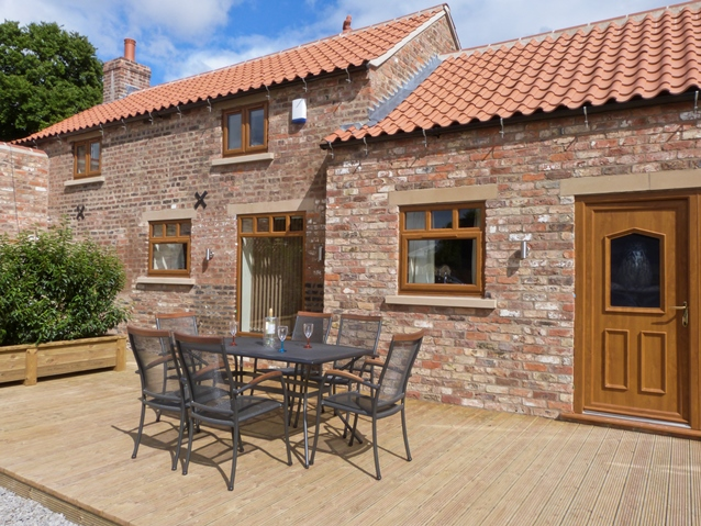 Holiday cottage on Tour de Yorkshire route