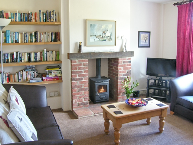 Coastal holiday cottage in Norfolk