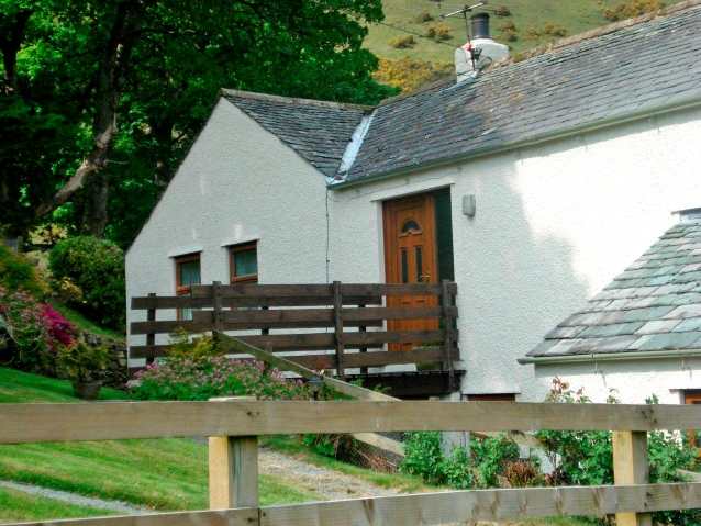 Holiday cottage in Lake District
