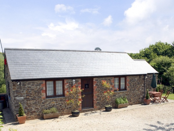 Badger Cottage in Cornwall