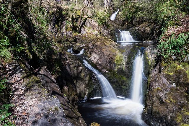 Ingleton Waterfalls | Rob Osborne | CC 2.0