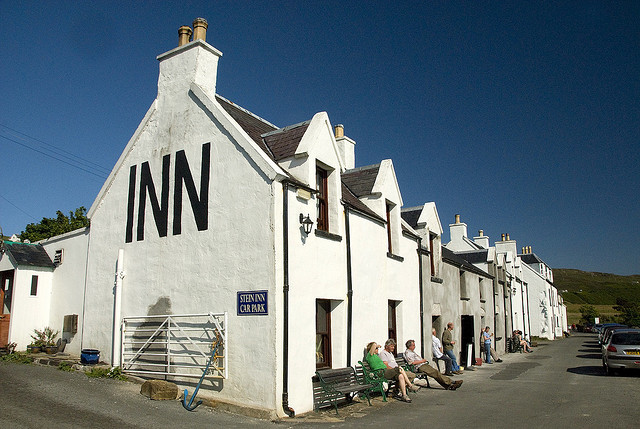 The Inn at Stein by Brian Ledgard / CC BY 2.0