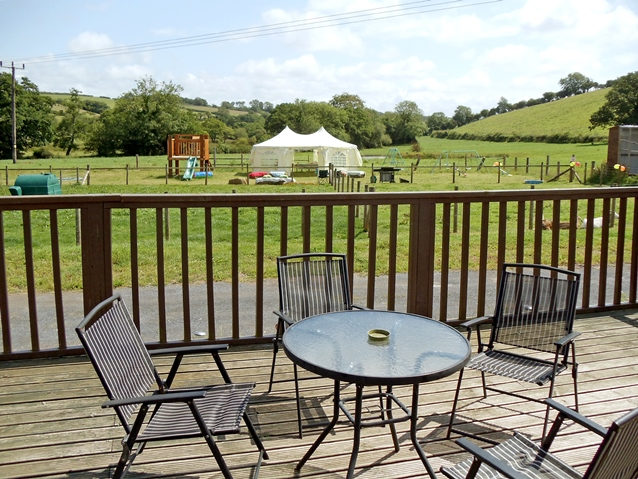 Holiday cottage in Laugharne