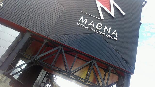 MAGNA Science Adventure Centre, Rotherham
