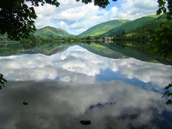 Lovely Lake Image - Juniper Hayloft View