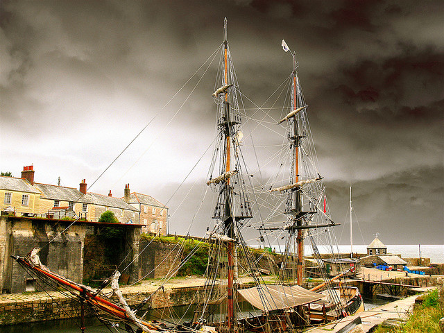 Charlestown by Gary Tanner is licensed under CC 2.0