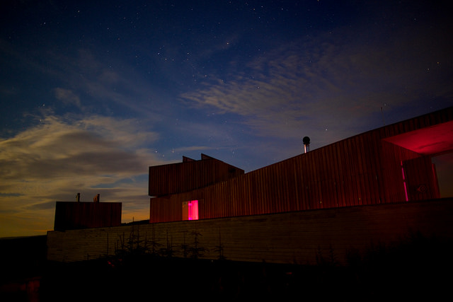 Kielder Observatory by Paul Williams / CC BY-ND 2.0