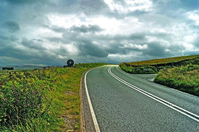 Entering God's country | by Simon Harrod | CC 2.0