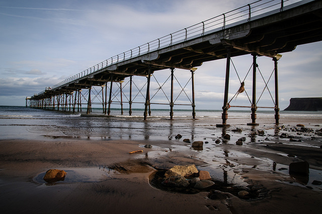 Saltburn Pier, Saltburn-by-the-Sea | by Archangel12 | CC 2.0