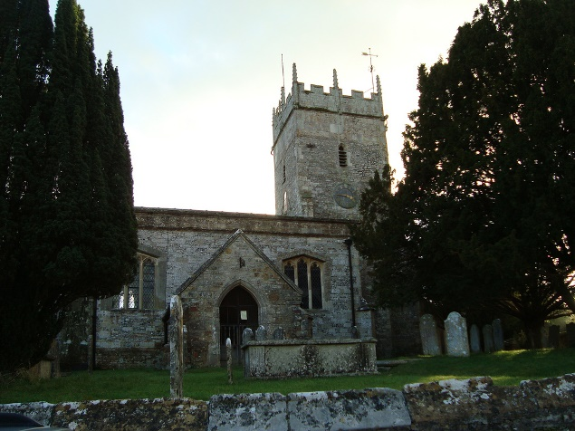 St Mary's Church, Puddletown, Dorset