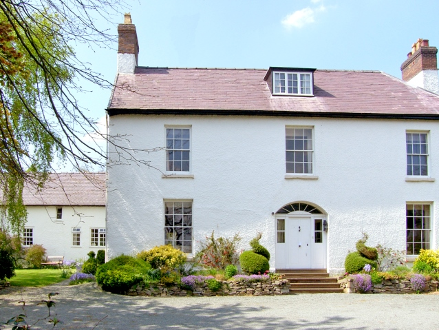 Holiday cottage in Shropshire