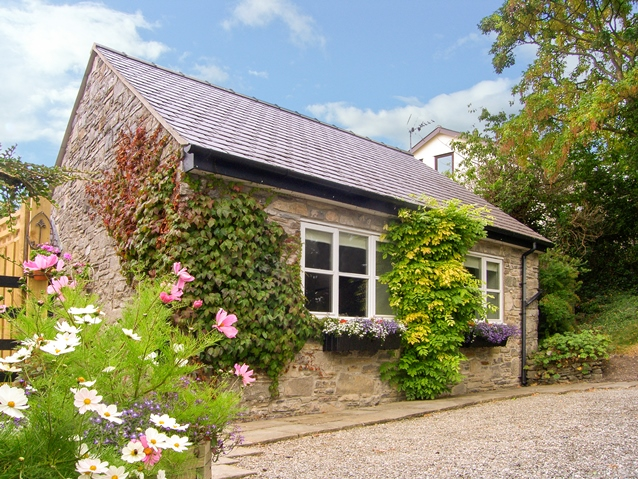 Holiday cottage in Wales