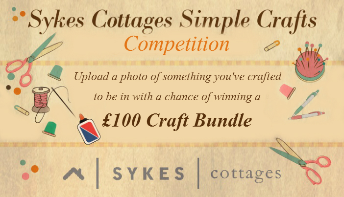 Enter to win a £100 craft bundle