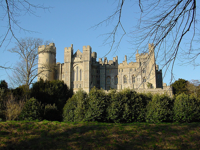 Sussex Attractions Arundel Castle