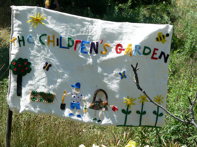"""Children's Garden"" by Dylan Duvergé  / CC BY 2.0"